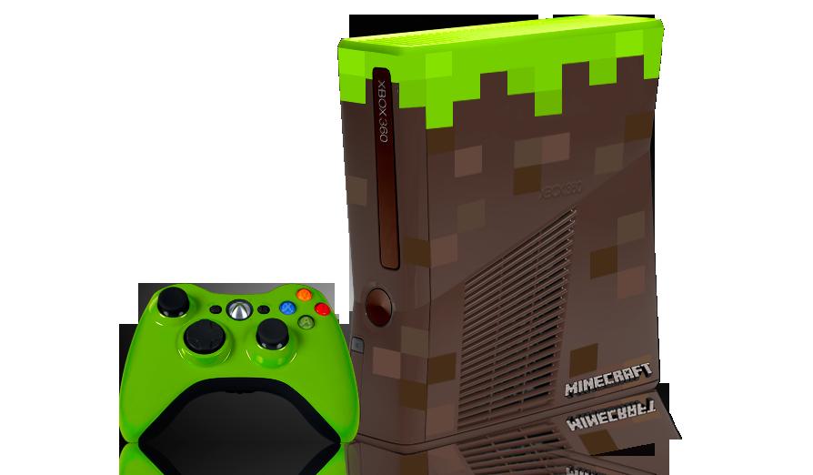 Minecraft появится на xbox minecon конкурс